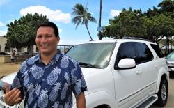 Aloha Auto Rentals クリス小山