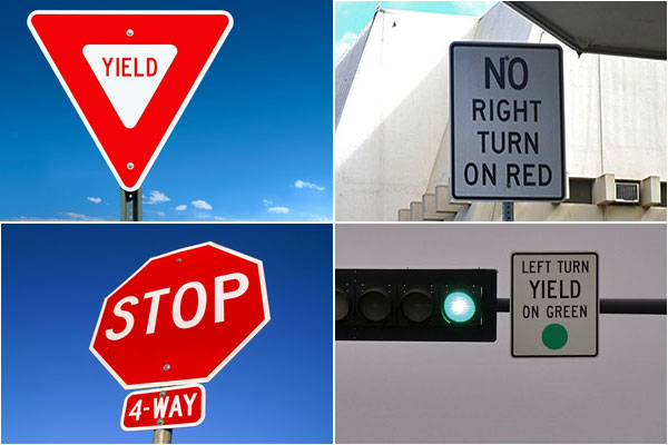 覚えておきたいハワイの道路標識